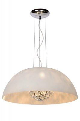 Подвесной светильник Lucide 70473/46/61 XANTHEснятые с производства светильники<br>Подвесной светильник – это универсальный вариант, подходящий для любой комнаты. Сегодня производители предлагают огромный выбор таких моделей по самым разным ценам. В каталоге интернет-магазина «Светодом» мы собрали большое количество интересных и оригинальных светильников по выгодной стоимости. Вы можете приобрести их с доставкой в Москву, Екатеринбург и любой другой город России.  Подвесной светильник Lucide 70473/46/61 сразу же привлечет внимание Ваших гостей благодаря стильному исполнению. Благородный дизайн позволит использовать эту модель практически в любом интерьере. Она обеспечит достаточно света и при этом легко монтируется. Чтобы купить подвесной светильник Lucide 70473/46/61, воспользуйтесь формой на нашем сайте или позвоните менеджерам интернет-магазина.<br><br>Тип лампы: галогенная / LED-светодиодная<br>Тип цоколя: G9<br>Цвет арматуры: белый<br>Количество ламп: 4<br>Диаметр, мм мм: 460<br>Высота, мм: 1420<br>Оттенок (цвет): белый<br>MAX мощность ламп, Вт: 42