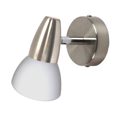 Светильник спот Colosseo 70609/1 Garda 1Одиночные<br>Светильники-споты – это оригинальные изделия с современным дизайном. Они позволяют не ограничивать свою фантазию при выборе освещения для интерьера. Такие модели обеспечивают достаточно качественный свет. Благодаря компактным размерам Вы можете использовать несколько спотов для одного помещения.  Интернет-магазин «Светодом» предлагает необычный светильник-спот Colosseo 70609/1 по привлекательной цене. Эта модель станет отличным дополнением к люстре, выполненной в том же стиле. Перед оформлением заказа изучите характеристики изделия.  Купить светильник-спот Colosseo 70609/1 в нашем онлайн-магазине Вы можете либо с помощью формы на сайте, либо по указанным выше телефонам. Обратите внимание, что у нас склады не только в Москве и Екатеринбурге, но и других городах России.<br><br>S освещ. до, м2: 2<br>Тип лампы: накал-я - энергосбер-я<br>Тип цоколя: E14<br>Количество ламп: 1<br>Ширина, мм: 80<br>MAX мощность ламп, Вт: 40<br>Расстояние от стены, мм: 170<br>Высота, мм: 80<br>Цвет арматуры: серый