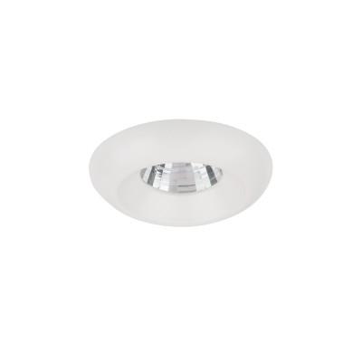 Светильник Lightstar 71056 MONDEКруглые<br><br><br>Тип лампы: LED<br>Цвет арматуры: белый<br>Диаметр, мм мм: 60<br>Высота, мм: 12