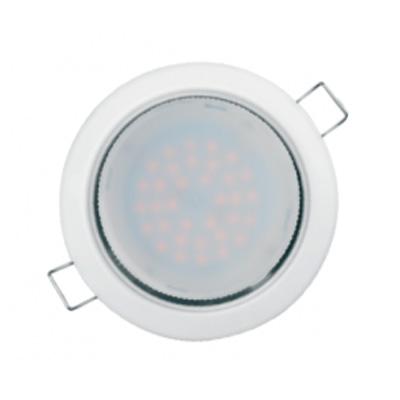 Светильник Navigator 71 277 NGX-R1-001-GX53(Белый)Круглые LED<br>Встраиваемые светильники – популярное осветительное оборудование, которое можно использовать в качестве основного источника или в дополнение к люстре. Они позволяют создать нужную атмосферу атмосферу и привнести в интерьер уют и комфорт.   Интернет-магазин «Светодом» предлагает стильный встраиваемый светильник  Navigator 71 277 NGX-R1-001-GX53(Белый). Данная модель достаточно универсальна, поэтому подойдет практически под любой интерьер. Перед покупкой не забудьте ознакомиться с техническими параметрами, чтобы узнать тип цоколя, площадь освещения и другие важные характеристики.   Приобрести встраиваемый светильник  Navigator 71 277 NGX-R1-001-GX53(Белый) в нашем онлайн-магазине Вы можете либо с помощью «Корзины», либо по контактным номерам. Мы доставляем заказы по Москве, Екатеринбургу и остальным российским городам.<br><br>Тип лампы: LED<br>Тип цоколя: GX53<br>Диаметр, мм мм: 105<br>Диаметр врезного отверстия, мм: 90<br>Высота, мм: 40<br>Цвет арматуры: белый