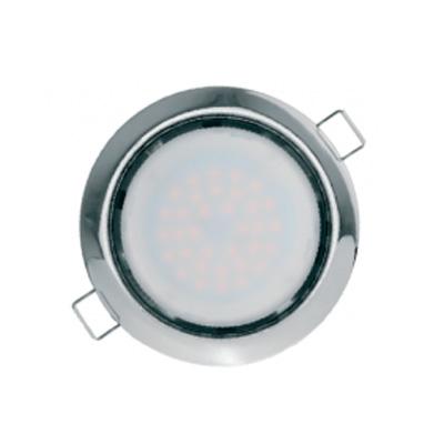 Светильник Navigator 71 279 NGX-R1-003-GX53(Хром)Круглые LED<br>Встраиваемые светильники – популярное осветительное оборудование, которое можно использовать в качестве основного источника или в дополнение к люстре. Они позволяют создать нужную атмосферу атмосферу и привнести в интерьер уют и комфорт.   Интернет-магазин «Светодом» предлагает стильный встраиваемый светильник  Navigator 71 279 NGX-R1-003-GX53(Хром). Данная модель достаточно универсальна, поэтому подойдет практически под любой интерьер. Перед покупкой не забудьте ознакомиться с техническими параметрами, чтобы узнать тип цоколя, площадь освещения и другие важные характеристики.   Приобрести встраиваемый светильник  Navigator 71 279 NGX-R1-003-GX53(Хром) в нашем онлайн-магазине Вы можете либо с помощью «Корзины», либо по контактным номерам. Мы доставляем заказы по Москве, Екатеринбургу и остальным российским городам.<br><br>Тип лампы: LED<br>Тип цоколя: GX53<br>Диаметр, мм мм: 105<br>Диаметр врезного отверстия, мм: 90<br>Высота, мм: 40<br>Цвет арматуры: серебристый