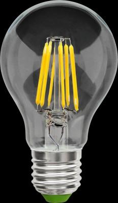 Лампа Navigator 71 306 NLL-F-A60-8-230-2.7K-E27Ретро стиля<br>В интернет-магазине «Светодом» можно купить не только люстры и светильники, но и лампочки. В нашем каталоге представлены светодиодные, галогенные, энергосберегающие модели и лампы накаливания. В ассортименте имеются изделия разной мощности, поэтому у нас Вы сможете приобрести все необходимое для освещения.   Лампа Navigator 71 306 NLL-F-A60-8-230-2.7K-E27 обеспечит отличное качество освещения. При покупке ознакомьтесь с параметрами в разделе «Характеристики», чтобы не ошибиться в выборе. Там же указано, для каких осветительных приборов Вы можете использовать лампу Navigator 71 306 NLL-F-A60-8-230-2.7K-E27Navigator 71 306 NLL-F-A60-8-230-2.7K-E27.   Для оформления покупки воспользуйтесь «Корзиной». При наличии вопросов Вы можете позвонить нашим менеджерам по одному из контактных номеров. Мы доставляем заказы в Москву, Екатеринбург и другие города России.<br><br>Тип цоколя: E27<br>MAX мощность ламп, Вт: 8