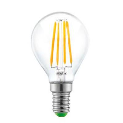 Лампа Navigator 71 310 NLL-F-G45-4-230-2.7K-E27В виде шарика<br>В интернет-магазине «Светодом» можно купить не только люстры и светильники, но и лампочки. В нашем каталоге представлены светодиодные, галогенные, энергосберегающие модели и лампы накаливания. В ассортименте имеются изделия разной мощности, поэтому у нас Вы сможете приобрести все необходимое для освещения.   Лампа Navigator 71 310 NLL-F-G45-4-230-2.7K-E27 обеспечит отличное качество освещения. При покупке ознакомьтесь с параметрами в разделе «Характеристики», чтобы не ошибиться в выборе. Там же указано, для каких осветительных приборов Вы можете использовать лампу Navigator 71 310 NLL-F-G45-4-230-2.7K-E27Navigator 71 310 NLL-F-G45-4-230-2.7K-E27.   Для оформления покупки воспользуйтесь «Корзиной». При наличии вопросов Вы можете позвонить нашим менеджерам по одному из контактных номеров. Мы доставляем заказы в Москву, Екатеринбург и другие города России.<br><br>Цветовая t, К: WW - теплый белый 2700-3000 К<br>Тип лампы: LED - светодиодная<br>Тип цоколя: E27<br>MAX мощность ламп, Вт: 4<br>Диаметр, мм мм: 45<br>Длина, мм: 77