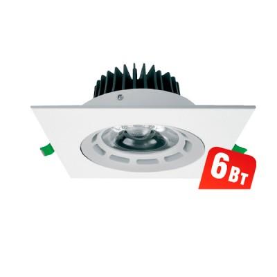 Светильник Navigator 71 389 NDL-PS2-6W-840-WH-LEDКвадратные LED<br>Встраиваемые светильники – популярное осветительное оборудование, которое можно использовать в качестве основного источника или в дополнение к люстре. Они позволяют создать нужную атмосферу атмосферу и привнести в интерьер уют и комфорт.   Интернет-магазин «Светодом» предлагает стильный встраиваемый светильник Navigator 71 389 NDL-PS2-6W-840-WH-LED. Данная модель достаточно универсальна, поэтому подойдет практически под любой интерьер. Перед покупкой не забудьте ознакомиться с техническими параметрами, чтобы узнать тип цоколя, площадь освещения и другие важные характеристики.   Приобрести встраиваемый светильник Navigator 71 389 NDL-PS2-6W-840-WH-LED в нашем онлайн-магазине Вы можете либо с помощью «Корзины», либо по контактным номерам. Мы развозим заказы по Москве, Екатеринбургу и остальным российским городам.<br><br>Цветовая t, К: 4000<br>Тип лампы: LED<br>Ширина, мм: 95<br>MAX мощность ламп, Вт: 6<br>Диаметр врезного отверстия, мм: 75<br>Длина, мм: 95<br>Высота, мм: 50<br>Цвет арматуры: белый