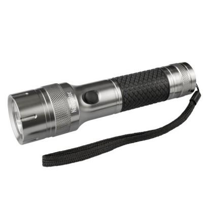 Фонарь Navigator 71 587 NPT-CM12-3AAAРучные<br>3 режима включения для экономии энергии<br><br>Тип лампы: LED<br>Количество ламп: 1<br>MAX мощность ламп, Вт: 3<br>Диаметр, мм мм: 40<br>Длина, мм: 156<br>Цвет арматуры: хром