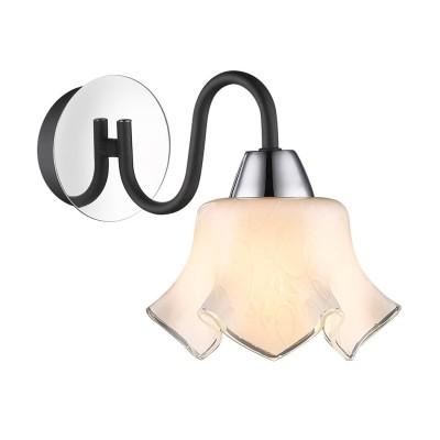 Светильник Colosseo 71606/1W EDERAФлористика<br><br><br>Тип лампы: накаливания / энергосбережения / LED-светодиодная<br>Тип цоколя: E14<br>Количество ламп: 1<br>Ширина, мм: 150<br>MAX мощность ламп, Вт: 60<br>Диаметр, мм мм: 150<br>Расстояние от стены, мм: 200<br>Высота, мм: 240