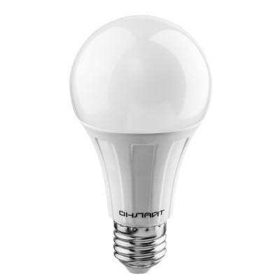 Лампа ОНЛАЙТ 71 682 OLL-A65-12-230-2.7K-E27Стандартный вид<br>В интернет-магазине «Светодом» можно купить не только люстры и светильники, но и лампочки. В нашем каталоге представлены светодиодные, галогенные, энергосберегающие модели и лампы накаливания. В ассортименте имеются изделия разной мощности, поэтому у нас Вы сможете приобрести все необходимое для освещения.   Лампа ОНЛАЙТ 71 682 OLL-A65-12-230-2.7K-E27 обеспечит отличное качество освещения. При покупке ознакомьтесь с параметрами в разделе «Характеристики», чтобы не ошибиться в выборе. Там же указано, для каких осветительных приборов Вы можете использовать лампу ОНЛАЙТ 71 682 OLL-A65-12-230-2.7K-E27ОНЛАЙТ 71 682 OLL-A65-12-230-2.7K-E27.   Для оформления покупки воспользуйтесь «Корзиной». При наличии вопросов Вы можете позвонить нашим менеджерам по одному из контактных номеров. Мы доставляем заказы в Москву, Екатеринбург и другие города России.<br><br>Цветовая t, К: WW - теплый белый 2700-3000 К<br>Тип лампы: LED - светодиодная<br>Тип цоколя: E27<br>MAX мощность ламп, Вт: 12<br>Диаметр, мм мм: 65<br>Высота, мм: 126