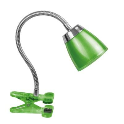 Светильник Navigator 71 835 NDF-C006-6W-4K-G-LED прищепка, гибкий, зелёныйНастольные лампы на прищепке<br>Настольная лампа – это не просто источник дополнительного освещения, но и оригинальный элемент декора. Его можно установить в спальне, гостиной, кабинете и других комнатах. Интернет-магазин «Светодом» предлагает настольные лампы разных стилей по доступным ценам. Благодаря большому ассортименту Вы обязательно найдете в нашем каталоге именно ту модель, которую искали.   Настольная лампа Navigator 71 835 NDF-C006-6W-4K-G-LED прищепка, гибкий, зелёный – прекрасный вариант для завершения интерьера. Ее можно включить одновременно с люстрой для более яркого освещения или без нее для создания уютной атмосферы, настраивающей на отдых.   Купить настольную лампу Navigator 71 835 NDF-C006-6W-4K-G-LED прищепка, гибкий, зелёный Вы можете с помощью виртуальной «Корзины» или по контактным номерам, указанным на сайте.<br><br>Тип лампы: LED<br>Тип цоколя: LED<br>Количество ламп: 1<br>MAX мощность ламп, Вт: 6