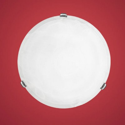 Eglo SALOME 7186 Настенно-потолочный светильникКруглые<br>Настенно потолочный светильник Eglo (Эгло) 7186 подходит как для установки в вертикальном положении - на стены, так и для установки в горизонтальном - на потолок. Для установки настенно потолочных светильников на натяжной потолок необходимо использовать светодиодные лампы LED, которые экономнее ламп Ильича (накаливания) в 10 раз, выделяют мало тепла и не дадут расплавиться Вашему потолку.<br><br>S освещ. до, м2: 6<br>Тип лампы: накаливания / энергосбережения / LED-светодиодная<br>Тип цоколя: E27<br>Цвет арматуры: серебристый<br>Количество ламп: 1<br>Диаметр, мм мм: 300<br>Размеры основания, мм: 0<br>Расстояние от стены, мм: 90<br>Оттенок (цвет): белый<br>MAX мощность ламп, Вт: 2<br>Общая мощность, Вт: 1X60W