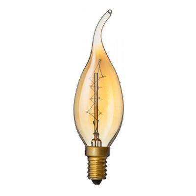 Лампа янтарная Navigator 71 952 NI-V-FC-C-40-230-E14-CLGРетро лампы<br>В интернет-магазине «Светодом» можно купить не только люстры и светильники, но и лампочки. В нашем каталоге представлены светодиодные, галогенные, энергосберегающие модели и лампы накаливания. В ассортименте имеются изделия разной мощности, поэтому у нас Вы сможете приобрести все необходимое для освещения.   Лампа янтарная Navigator 71 952 NI-V-FC-C-40-230-E14-CLG обеспечит отличное качество освещения. При покупке ознакомьтесь с параметрами в разделе «Характеристики», чтобы не ошибиться в выборе. Там же указано, для каких осветительных приборов Вы можете использовать лампу янтарная Navigator 71 952 NI-V-FC-C-40-230-E14-CLGянтарная Navigator 71 952 NI-V-FC-C-40-230-E14-CLG.   Для оформления покупки воспользуйтесь «Корзиной». При наличии вопросов Вы можете позвонить нашим менеджерам по одному из контактных номеров. Мы доставляем заказы в Москву, Екатеринбург и другие города России.<br><br>Тип цоколя: E14<br>MAX мощность ламп, Вт: 40<br>Диаметр, мм мм: 35<br>Высота, мм: 125