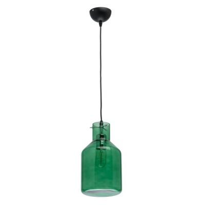 Светильник Mw light 720010501подвесные люстры<br>Модный дизайн светильника выполнен из оригинального бутылочного стекла. Является тематическим декоративным освещением, отражающим стиль жизни мегаполиса Открытый плафон обеспечивает направленный вниз прямой свет. Имеет несколько цветовых решений<br><br>S освещ. до, м2: 2<br>Тип лампы: Энергосберегающие, светодиодные, накаливания<br>Тип цоколя: Е27<br>Цвет арматуры: черный<br>Количество ламп: 1<br>Диаметр, мм мм: 170<br>Высота полная, мм: 1600<br>Длина цепи/провода, мм: 1200<br>Поверхность арматуры: матовая<br>Оттенок (цвет): черный<br>MAX мощность ламп, Вт: 40
