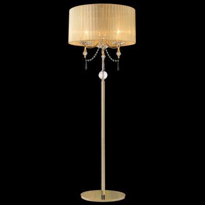 Lightstar PARALUME 725723 ТоршерКлассические<br>Торшер – это не просто функциональный предмет интерьера, позволяющий обеспечить дополнительное освещение, но и оригинальный декоративный элемент. Интернет-магазин «Светодом» предлагает стильные модели от известных производителей по доступным ценам. У нас Вы найдете и классические напольные светильники, и современные варианты.   Торшер 725723 Lightstar сразу же привлекает внимание благодаря своему необычному дизайну. Модель выполнена из качественных материалов, что обеспечит ее надежную и долговечную работу. Такой напольный светильник можно использовать для интерьера не только гостиной, но и спальни или кабинета.   Купить торшер 725723 Lightstar по выгодной стоимости Вы можете с помощью нашего сайта. У нас склады в Москве, Екатеринбурге, Санкт-Петербурге, Новосибирске и другим городам России.<br><br>S освещ. до, м2: 5<br>Тип лампы: накаливания / энергосбережения / LED-светодиодная<br>Тип цоколя: E14<br>Количество ламп: 2<br>MAX мощность ламп, Вт: 40<br>Диаметр, мм мм: 600<br>Размеры: H min-max1500 W300 L500<br>Высота, мм: 1660<br>Оттенок (цвет): золотой<br>Цвет арматуры: золотой