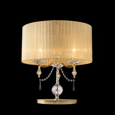 Lightstar PARALUME 725923 Настольная лампаКлассические настольные лампы<br>Настольная лампа – это не просто источник дополнительного освещения, но и оригинальный элемент декора. Его можно установить в спальне, гостиной, кабинете и других комнатах. Интернет-магазин «Светодом» предлагает настольные лампы разных стилей по доступным ценам. Благодаря большому ассортименту Вы обязательно найдете в нашем каталоге именно ту модель, которую искали.   Настольная лампа Lightstar 725923 – прекрасный вариант для завершения интерьера. Ее можно включить одновременно с люстрой для более яркого освещения или без нее для создания уютной атмосферы, настраивающей на отдых.   Купить настольную лампу Lightstar 725923 Вы можете с помощью виртуальной «Корзины» или по контактным номерам, указанным на сайте.<br><br>S освещ. до, м2: 5<br>Тип лампы: накал-я - энергосбер-я<br>Тип цоколя: E14<br>Цвет арматуры: золотой<br>Количество ламп: 2<br>Диаметр, мм мм: 500<br>Размеры: L500 W300 H500<br>Высота, мм: 535<br>MAX мощность ламп, Вт: 40