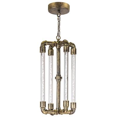 Люстра подвесная Lightstar 740042 Condettaподвесные люстры лофт<br>Высота min-max (см): 63-157; Ширина (см): 4; Вес (кг): 4.8; Кол-во ламп: LED ; Мощность max (W): 5Wх8; Световой поток:<br>528LM; Цвет основания/цвет стекла или абажура: matt white; 3000K