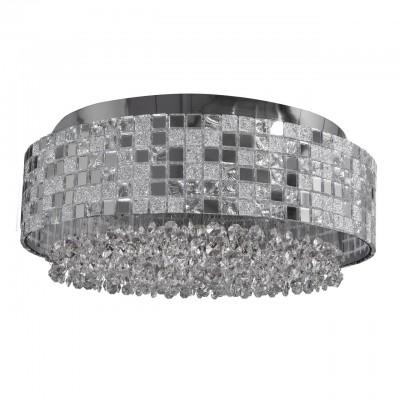 Люстра потолочная Lightstar 743064 Bezazzхрустальные потолочные люстры<br>Компания «Светодом» предлагает широкий ассортимент люстр от известных производителей. Представленные в нашем каталоге товары выполнены из современных материалов и обладают отличным качеством. Благодаря широкому ассортименту Вы сможете найти у нас люстру под любой интерьер. Мы предлагаем как классические варианты, так и современные модели, отличающиеся лаконичностью и простотой форм. <br>Стильная люстра Lightstar 743064 станет украшением любого дома. Эта модель от известного производителя не оставит равнодушным ценителей красивых и оригинальных предметов интерьера. Люстра Lightstar 743064 обеспечит равномерное распределение света по всей комнате. При выборе обратите внимание на характеристики, позволяющие приобрести наиболее подходящую модель. <br>Купить понравившуюся люстру по доступной цене Вы можете в интернет-магазине «Светодом».