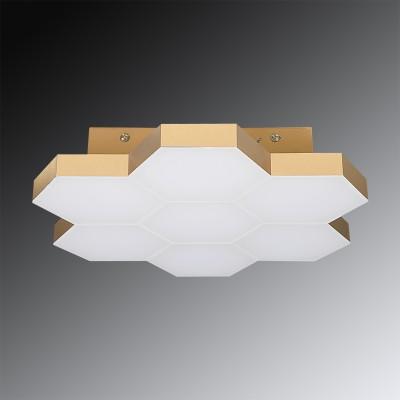 Lightstar FAVO 750073 ЛюстраПотолочные<br>Компания «Светодом» предлагает широкий ассортимент люстр от известных производителей. Представленные в нашем каталоге товары выполнены из современных материалов и обладают отличным качеством. Благодаря широкому ассортименту Вы сможете найти у нас люстру под любой интерьер. Мы предлагаем как классические варианты, так и современные модели, отличающиеся лаконичностью и простотой форм.  Стильная люстра Lightstar 750073 станет украшением любого дома. Эта модель от известного производителя не оставит равнодушным ценителей красивых и оригинальных предметов интерьера. Люстра Lightstar 750073 обеспечит равномерное распределение света по всей комнате. При выборе обратите внимание на характеристики, позволяющие приобрести наиболее подходящую модель. Купить понравившуюся люстру по доступной цене Вы можете в интернет-магазине «Светодом».<br><br>Установка на натяжной потолок: Да<br>S освещ. до, м2: 14<br>Крепление: Планка<br>Тип лампы: Led-светодмодная<br>Тип цоколя: led<br>Цвет арматуры: Золотой<br>Количество ламп: 1<br>Диаметр, мм мм: 380<br>Высота, мм: 75<br>Оттенок (цвет): золотой сатин<br>MAX мощность ламп, Вт: 35