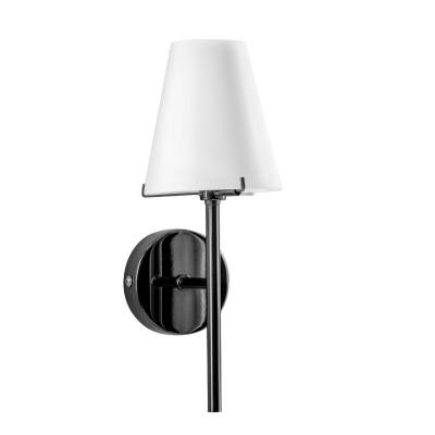 Lightstar DIAFANO 758617 Светильник настенный браСовременные<br><br><br>Тип лампы: галогенная/LED<br>Тип цоколя: G9<br>Цвет арматуры: черный<br>Количество ламп: 1<br>Ширина, мм: 140<br>Длина, мм: 120<br>Высота, мм: 310<br>MAX мощность ламп, Вт: 40