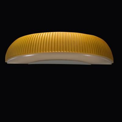 Lightstar RETRO 762653 Светильник настенный браМодерн<br><br><br>Тип лампы: LED<br>Тип цоколя: LED<br>Ширина, мм: 240<br>MAX мощность ламп, Вт: 5<br>Высота, мм: 56