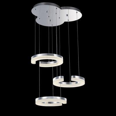 Lightstar UNITARIO 763340 Светильник подвеснойПодвесные<br>Компания «Светодом» предлагает широкий ассортимент люстр от известных производителей. Представленные в нашем каталоге товары выполнены из современных материалов и обладают отличным качеством. Благодаря широкому ассортименту Вы сможете найти у нас люстру под любой интерьер. Мы предлагаем как классические варианты, так и современные модели, отличающиеся лаконичностью и простотой форм.  Стильная люстра Lightstar 763340 станет украшением любого дома. Эта модель от известного производителя не оставит равнодушным ценителей красивых и оригинальных предметов интерьера. Люстра Lightstar 763340 обеспечит равномерное распределение света по всей комнате. При выборе обратите внимание на характеристики, позволяющие приобрести наиболее подходящую модель. Купить понравившуюся люстру по доступной цене Вы можете в интернет-магазине «Светодом». Мы предлагаем доставку не только по Москве и Екатеринбурге, но и по всей России.<br><br>Установка на натяжной потолок: Да<br>S освещ. до, м2: 2<br>Крепление: Планка<br>Тип цоколя: LED 4000К<br>Количество ламп: 1<br>MAX мощность ламп, Вт: 34,5<br>Размеры: H 1200 D 550<br>Оттенок (цвет): белый<br>Цвет арматуры: серебристый