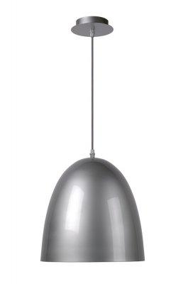 Подвесной светильник Lucide 76456/30/36 LOKOодиночные подвесные светильники<br>Подвесной светильник – это универсальный вариант, подходящий для любой комнаты. Сегодня производители предлагают огромный выбор таких моделей по самым разным ценам. В каталоге интернет-магазина «Светодом» мы собрали большое количество интересных и оригинальных светильников по выгодной стоимости. Вы можете приобрести их в Москве, Екатеринбурге и любом другом городе России. <br>Подвесной светильник Lucide 76456/30/36 сразу же привлечет внимание Ваших гостей благодаря стильному исполнению. Благородный дизайн позволит использовать эту модель практически в любом интерьере. Она обеспечит достаточно света и при этом легко монтируется. Чтобы купить подвесной светильник Lucide 76456/30/36, воспользуйтесь формой на нашем сайте или позвоните менеджерам интернет-магазина.<br><br>S освещ. до, м2: 3<br>Тип лампы: накаливания / энергосбережения / LED-светодиодная<br>Тип цоколя: E27<br>Цвет арматуры: серый<br>Количество ламп: 1<br>Диаметр, мм мм: 300<br>Высота, мм: 1200<br>Оттенок (цвет): серый<br>MAX мощность ламп, Вт: 60