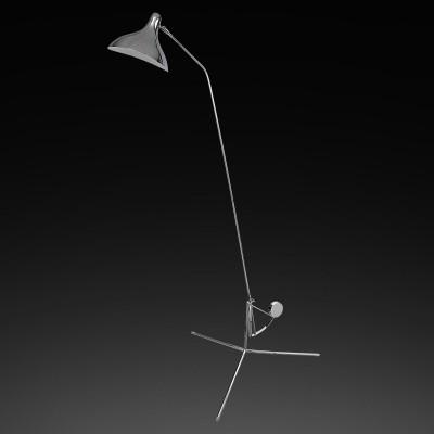 Lightstar MANTI 764714 ТоршерХай-тек<br>Торшер – это не просто функциональный предмет интерьера, позволяющий обеспечить дополнительное освещение, но и оригинальный декоративный элемент. Интернет-магазин «Светодом» предлагает стильные модели от известных производителей по доступным ценам. У нас Вы найдете и классические напольные светильники, и современные варианты.   Торшер 764714 Lightstar сразу же привлекает внимание благодаря своему необычному дизайну. Модель выполнена из качественных материалов, что обеспечит ее надежную и долговечную работу. Такой напольный светильник можно использовать для интерьера не только гостиной, но и спальни или кабинета.   Купить торшер 764714 Lightstar по выгодной стоимости Вы можете с помощью нашего сайта. У нас склады в Москве, Екатеринбурге, Санкт-Петербурге, Новосибирске и другим городам России.<br><br>Тип цоколя: E14<br>Количество ламп: 1<br>MAX мощность ламп, Вт: 40<br>Цвет арматуры: серебристый