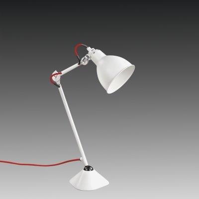 Lightstar LOFT 765916 Настольная лампаНа струбцине<br>Настольная лампа – это не просто источник дополнительного освещения, но и оригинальный элемент декора. Его можно установить в спальне, гостиной, кабинете и других комнатах. Интернет-магазин «Светодом» предлагает настольные лампы разных стилей по доступным ценам. Благодаря большому ассортименту Вы обязательно найдете в нашем каталоге именно ту модель, которую искали.   Настольная лампа Lightstar 765916 – прекрасный вариант для завершения интерьера. Ее можно включить одновременно с люстрой для более яркого освещения или без нее для создания уютной атмосферы, настраивающей на отдых.   Купить настольную лампу Lightstar 765916 Вы можете с помощью виртуальной «Корзины» или по контактным номерам, указанным на сайте.<br><br>Тип цоколя: E14<br>Количество ламп: 1<br>MAX мощность ламп, Вт: 40<br>Размеры: H 352-736 D осн. 154 D плаф. 145  W  243-685<br>Оттенок (цвет): белый<br>Цвет арматуры: белый