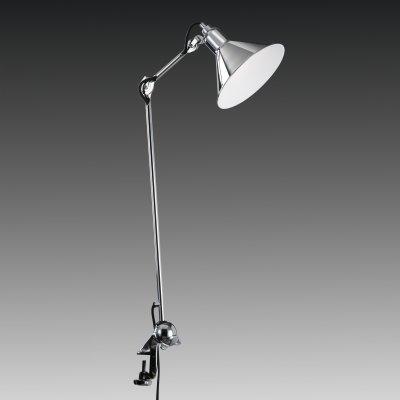 Lightstar LOFT 765924 Настольная лампаНа струбцине<br>Настольная лампа – это не просто источник дополнительного освещения, но и оригинальный элемент декора. Его можно установить в спальне, гостиной, кабинете и других комнатах. Интернет-магазин «Светодом» предлагает настольные лампы разных стилей по доступным ценам. Благодаря большому ассортименту Вы обязательно найдете в нашем каталоге именно ту модель, которую искали.   Настольная лампа Lightstar 765924 – прекрасный вариант для завершения интерьера. Ее можно включить одновременно с люстрой для более яркого освещения или без нее для создания уютной атмосферы, настраивающей на отдых.   Купить настольную лампу Lightstar 765924 Вы можете с помощью виртуальной «Корзины» или по контактным номерам, указанным на сайте.<br><br>Тип цоколя: E14<br>Цвет арматуры: белый<br>Количество ламп: 1<br>Размеры: W  219-977 D плаф. 210 H 380-1095<br>Оттенок (цвет): белый<br>MAX мощность ламп, Вт: 40