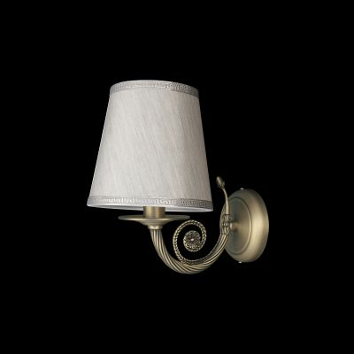 Lightstar ENGENUO 779508 Светильник настенный браКлассические<br><br><br>S освещ. до, м2: 2<br>Крепление: настенное<br>Тип лампы: накаливания / энергосбережения / LED-светодиодная<br>Тип цоколя: E14<br>Количество ламп: 1<br>Ширина, мм: 160<br>MAX мощность ламп, Вт: 40<br>Размеры: H 250 W 240x160<br>Высота, мм: 250<br>Оттенок (цвет): белый<br>Цвет арматуры: бронзовый