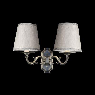 Lightstar ENGENUO 779528 Светильник настенный браКлассические<br><br><br>S освещ. до, м2: 6<br>Крепление: настенное<br>Тип лампы: накаливания / энергосбережения / LED-светодиодная<br>Тип цоколя: E14<br>Количество ламп: 2<br>Ширина, мм: 380<br>MAX мощность ламп, Вт: 40<br>Размеры: H 310 W 180x380<br>Высота, мм: 310<br>Оттенок (цвет): белый<br>Цвет арматуры: бронзовый