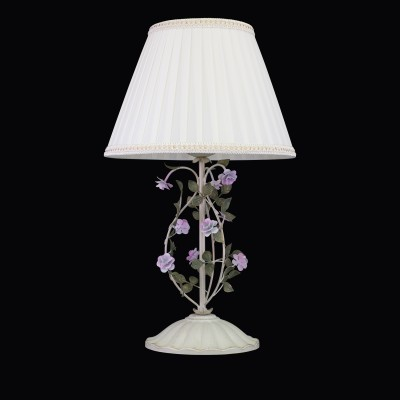 Lightstar AIOLA 785910 Настольная лампаФлористика<br>Настольная лампа – это не просто источник дополнительного освещения, но и оригинальный элемент декора. Его можно установить в спальне, гостиной, кабинете и других комнатах. Интернет-магазин «Светодом» предлагает настольные лампы разных стилей по доступным ценам. Благодаря большому ассортименту Вы обязательно найдете в нашем каталоге именно ту модель, которую искали.   Настольная лампа Lightstar 785910 – прекрасный вариант для завершения интерьера. Ее можно включить одновременно с люстрой для более яркого освещения или без нее для создания уютной атмосферы, настраивающей на отдых.   Купить настольную лампу Lightstar 785910 Вы можете с помощью виртуальной «Корзины» или по контактным номерам, указанным на сайте.<br>
