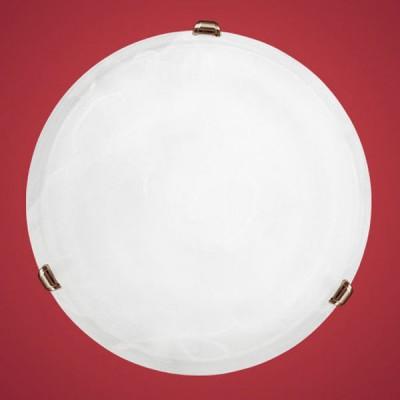 Eglo SALOME 7901 Настенно-потолочный светильникКруглые<br>Настенно потолочный светильник Eglo (Эгло) 7901  подходит как для установки в вертикальном положении - на стены, так и для установки в горизонтальном - на потолок. Для установки настенно потолочных светильников на натяжной потолок необходимо использовать светодиодные лампы LED, которые экономнее ламп Ильича (накаливания) в 10 раз, выделяют мало тепла и не дадут расплавиться Вашему потолку.<br><br>S освещ. до, м2: 8<br>Тип лампы: накаливания / энергосбережения / LED-светодиодная<br>Тип цоколя: E27<br>Цвет арматуры: бронзовый<br>Количество ламп: 2<br>Диаметр, мм мм: 400<br>Размеры основания, мм: 0<br>Расстояние от стены, мм: 110<br>Оттенок (цвет): белый<br>MAX мощность ламп, Вт: 2<br>Общая мощность, Вт: 2X60W