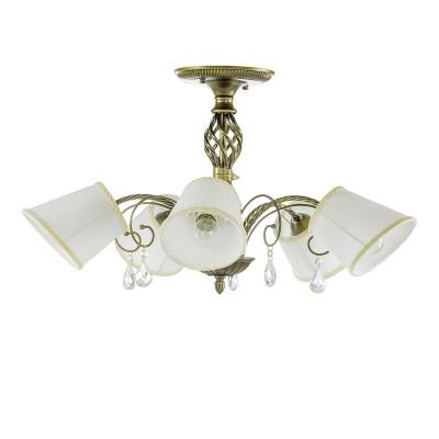 Lightstar ESEDRA 796051 ЛюстраПотолочные<br><br><br>Тип товара: Люстра<br>Скидка, %: 5<br>Тип лампы: Накаливания / энергосбережения / светодиодная<br>Тип цоколя: E14<br>Количество ламп: 5<br>MAX мощность ламп, Вт: 40<br>Диаметр, мм мм: 735<br>Высота, мм: 400