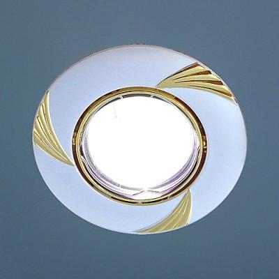 8004A PS/G (перламутр. серебро / золото) Электростандарт Точечный светильникКруглые<br>Лампа: MR16 G5.3 max 50 Вт Диаметр: #216; 90 мм Высота внутренней части: ? 20 мм Высота внешней части: ? 4 мм Монтажное отверстие: #216; 76 мм Гарантия: 2 года Светильник имеет поворотный механизм<br><br>S освещ. до, м2: 3<br>Тип лампы: галогенная<br>Тип цоколя: gu5.3<br>Цвет арматуры: Золотой<br>Количество ламп: 1<br>Диаметр, мм мм: 90<br>Диаметр врезного отверстия, мм: 75<br>Оттенок (цвет): перламутр серебро<br>MAX мощность ламп, Вт: 50
