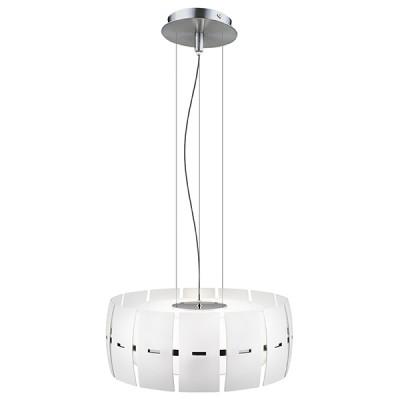 Люстра подвесная Lightstar 801046 SIMPLE LIGHTподвесные люстры хай тек<br>Компания «Светодом» предлагает широкий ассортимент люстр от известных производителей. Представленные в нашем каталоге товары выполнены из современных материалов и обладают отличным качеством. Благодаря широкому ассортименту Вы сможете найти у нас люстру под любой интерьер. Мы предлагаем как классические варианты, так и современные модели, отличающиеся лаконичностью и простотой форм. <br>Стильная люстра Lightstar 801046 станет украшением любого дома. Эта модель от известного производителя не оставит равнодушным ценителей красивых и оригинальных предметов интерьера. Люстра Lightstar 801046 обеспечит равномерное распределение света по всей комнате. При выборе обратите внимание на характеристики, позволяющие приобрести наиболее подходящую модель. <br>Купить понравившуюся люстру по доступной цене Вы можете в интернет-магазине «Светодом».<br><br>Установка на натяжной потолок: Да<br>S освещ. до, м2: 10<br>Крепление: Планка<br>Тип лампы: накаливания / энергосбережения / LED-светодиодная<br>Тип цоколя: E14<br>Цвет арматуры: серебристый<br>Количество ламп: 4<br>Диаметр, мм мм: 620<br>Размеры основания, мм: 150<br>Размеры: H 450-1050<br>Высота, мм: 1000<br>Оттенок (цвет): белый<br>MAX мощность ламп, Вт: 40