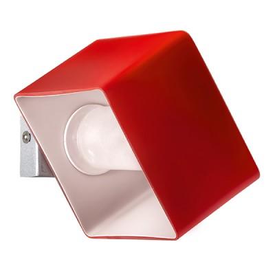 Lightstar SL 801612 Светильник настенный браХай-тек<br><br><br>S освещ. до, м2: 2<br>Крепление: настенное<br>Тип лампы: галогенная / LED-светодиодная<br>Тип цоколя: G9<br>Цвет арматуры: серебристый<br>Количество ламп: 1<br>Ширина, мм: 100<br>Размеры: H min-max75 W100 отступ<br>Расстояние от стены, мм: 125<br>Высота, мм: 75<br>Оттенок (цвет): КРАСНЫЙ<br>MAX мощность ламп, Вт: 40