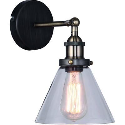 Светильник Divinare 8018/01 AP-1Лофт<br><br><br>Тип цоколя: E27<br>Цвет арматуры: серебристый антик<br>Количество ламп: 1<br>Ширина, мм: 180<br>Диаметр, мм мм: 260<br>Высота, мм: 200<br>MAX мощность ламп, Вт: 40