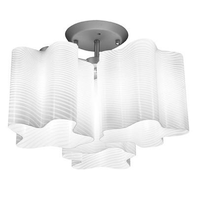 Люстра потолочная Lightstar 802031 Nubi ondosoсовременные потолочные люстры<br>Люстра Nubi Ondoso с каждой стороны открывается по-новому. Снизу она похожа на нежную цветочную композицию. Сбоку напоминает воздушное облако. Но образы – только картинка. Функционально она еще более прекрасна: матовое стекло преобразует световой луч в мягкий рассеянный свет, который не навредит зрению. Белая цветовая температура освещения создаст эффект дневного света. Металлическое основание покрыто хромированной эмалью, которая защищает металл от коррозии и легко чистится. <br>Стильная люстра Lightstar 802031 станет украшением любого дома. Эта модель от известного производителя не оставит равнодушным ценителей красивых и оригинальных предметов интерьера. Люстра Lightstar 802031 обеспечит равномерное распределение света по всей комнате. При выборе обратите внимание на характеристики, позволяющие приобрести наиболее подходящую модель. <br>Купить понравившуюся люстру по доступной цене Вы можете в интернет-магазине «Светодом».
