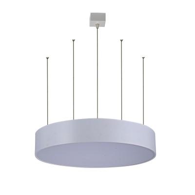 Светильник Divinare 8021/66 SP-1Подвесные<br><br><br>Установка на натяжной потолок: Да<br>S освещ. до, м2: 32<br>Тип цоколя: LED<br>Количество ламп: 1<br>Диаметр, мм мм: 660<br>Высота, мм: 1620<br>MAX мощность ламп, Вт: 80W