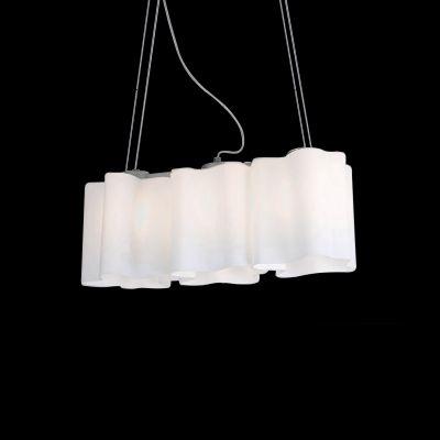 Lightstar SIMPLE LIGHT 802130 Люстра подвеснаяПодвесные<br>Компания «Светодом» предлагает широкий ассортимент люстр от известных производителей. Представленные в нашем каталоге товары выполнены из современных материалов и обладают отличным качеством. Благодаря широкому ассортименту Вы сможете найти у нас люстру под любой интерьер. Мы предлагаем как классические варианты, так и современные модели, отличающиеся лаконичностью и простотой форм.  Стильная люстра Lightstar 802130 станет украшением любого дома. Эта модель от известного производителя не оставит равнодушным ценителей красивых и оригинальных предметов интерьера. Люстра Lightstar 802130 обеспечит равномерное распределение света по всей комнате. При выборе обратите внимание на характеристики, позволяющие приобрести наиболее подходящую модель. Купить понравившуюся люстру по доступной цене Вы можете в интернет-магазине «Светодом».<br><br>Установка на натяжной потолок: Да<br>S освещ. до, м2: 8<br>Крепление: Планка<br>Тип лампы: накаливания / энергосбережения / LED-светодиодная<br>Тип цоколя: E27<br>Количество ламп: 3<br>Ширина, мм: 540<br>MAX мощность ламп, Вт: 40<br>Размеры: L 540 W 200 H 400-900<br>Высота, мм: 900<br>Оттенок (цвет): белый<br>Цвет арматуры: серебристый