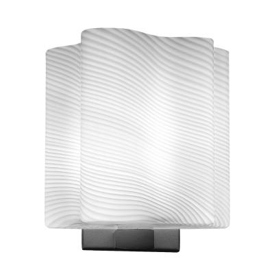 Lightstar Denver 802611 Светильник настенный браСовременные<br><br><br>S освещ. до, м2: 2<br>Тип лампы: Накаливания / энергосбережения / светодиодная<br>Тип цоколя: E14<br>Цвет арматуры: серебристый<br>Количество ламп: 1<br>Ширина, мм: 200<br>Расстояние от стены, мм: 160<br>Высота, мм: 185<br>Оттенок (цвет): белый<br>MAX мощность ламп, Вт: 40