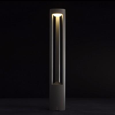 Mw light 803041201 СветильникОдиночные столбы<br><br><br>Цветовая t, К: 4000<br>Тип лампы: LED<br>Тип цоколя: LED<br>Диаметр, мм мм: 120<br>Высота, мм: 800<br>MAX мощность ламп, Вт: 15
