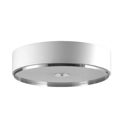Люстра Colosseo 80325/4С DonatoПотолочные<br><br><br>Установка на натяжной потолок: Ограничено<br>S освещ. до, м2: 16<br>Крепление: Планка<br>Тип товара: Потолочный светильник<br>Скидка, %: 48<br>Тип лампы: накаливания / энергосбережения / LED-светодиодная<br>Тип цоколя: E27<br>Количество ламп: 4<br>MAX мощность ламп, Вт: 60<br>Диаметр, мм мм: 520<br>Высота, мм: 160<br>Оттенок (цвет): белый<br>Цвет арматуры: серебристый