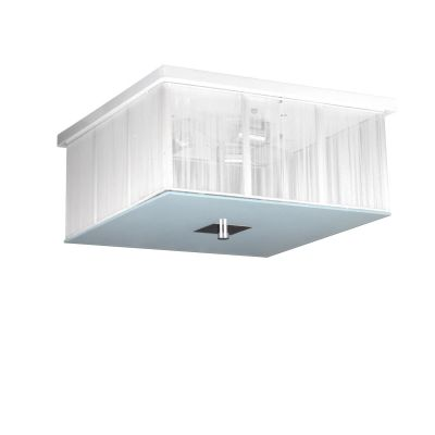 Люстра Colosseo 80350/3CПотолочные<br>Современная, стильная люстра Colosseo 80350/3C станет отличным решением проблемы светового оформления помещения с невысоким потолком! Обладая универсальной квадратной формой и нейтральным прозрачным цветом, она легко впишется в любую по функционалу и цветовой гамме комнату – от спокойной белой спальни до яркой разноцветной детской, оригинальной черной гостиной или насыщенной оранжевой кухни.     Благодаря своим небольшим габаритам и нарочито простой, не перегруженной деталями форме, люстра зрительно увеличит высоту потолка и общее пространство комнаты.<br><br>Установка на натяжной потолок: Ограничено<br>S освещ. до, м2: 12<br>Крепление: Планка<br>Тип лампы: накаливания / энергосбережения / LED-светодиодная<br>Тип цоколя: E27<br>Количество ламп: 3<br>Ширина, мм: 400<br>Длина, мм: 400<br>Высота, мм: 230<br>Оттенок (цвет): белый<br>Цвет арматуры: черный