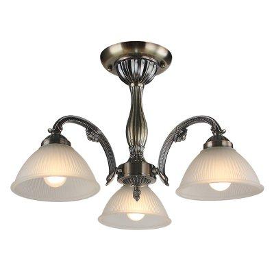 Люстра Colosseo 80376/3CПотолочные<br><br><br>Установка на натяжной потолок: Да<br>S освещ. до, м2: 12<br>Крепление: Планка<br>Тип товара: Люстра<br>Скидка, %: 15<br>Тип лампы: накаливания / энергосбережения / LED-светодиодная<br>Тип цоколя: E27<br>Количество ламп: 3<br>MAX мощность ламп, Вт: 60<br>Диаметр, мм мм: 500<br>Высота, мм: 320<br>Цвет арматуры: бронзовый