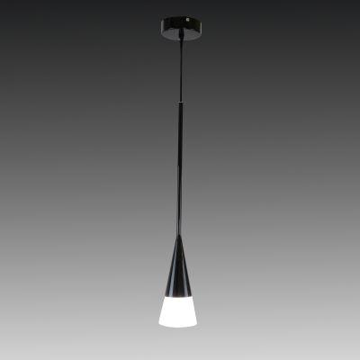 Lightstar SL 804117 Люстра подвеснаяПодвесные<br>Компания «Светодом» предлагает широкий ассортимент люстр от известных производителей. Представленные в нашем каталоге товары выполнены из современных материалов и обладают отличным качеством. Благодаря широкому ассортименту Вы сможете найти у нас люстру под любой интерьер. Мы предлагаем как классические варианты, так и современные модели, отличающиеся лаконичностью и простотой форм.  Стильная люстра Lightstar 804117 станет украшением любого дома. Эта модель от известного производителя не оставит равнодушным ценителей красивых и оригинальных предметов интерьера. Люстра Lightstar 804117 обеспечит равномерное распределение света по всей комнате. При выборе обратите внимание на характеристики, позволяющие приобрести наиболее подходящую модель. Купить понравившуюся люстру по доступной цене Вы можете в интернет-магазине «Светодом».<br><br>Установка на натяжной потолок: Да<br>S освещ. до, м2: 2<br>Крепление: Планка<br>Тип цоколя: E14<br>Количество ламп: 1<br>MAX мощность ламп, Вт: 40<br>Диаметр, мм мм: 170<br>Размеры: H min-max600-1400 W100<br>Высота, мм: 1200<br>Оттенок (цвет): черный<br>Цвет арматуры: черный