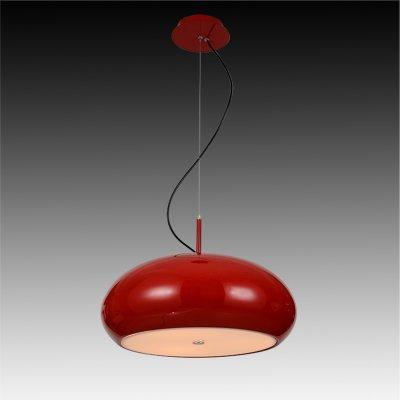 Lightstar Sinta 804132 Люстра подвеснаяПодвесные<br><br><br>Установка на натяжной потолок: Да<br>S освещ. до, м2: 8<br>Крепление: Крюк<br>Тип товара: Люстра подвесная<br>Скидка, %: 93<br>Тип цоколя: E27<br>Количество ламп: 3<br>MAX мощность ламп, Вт: 40<br>Размеры: D 450 H 1200<br>Оттенок (цвет): Красный