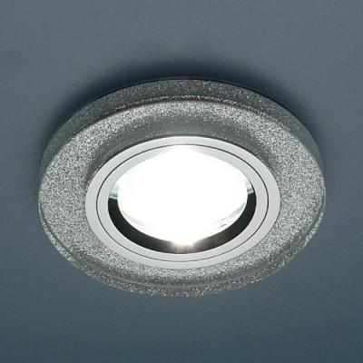 8060/6 SL (серебряный блеск) Электростандарт Точечный светильникКруглые<br>Лампа: MR16 G5.3 max 50 Вт Диаметр: ? 91 мм Высота внутренней части: ? 18 мм Высота внешней части: ? 9 мм Монтажное отверстие: ? 60 мм Гарантия: 2 года<br><br>S освещ. до, м2: 3<br>Тип лампы: галогенная<br>Тип цоколя: gu5.3<br>Цвет арматуры: серебристый<br>Количество ламп: 1<br>Диаметр, мм мм: 90<br>Диаметр врезного отверстия, мм: 65<br>Оттенок (цвет): серебристный<br>MAX мощность ламп, Вт: 50