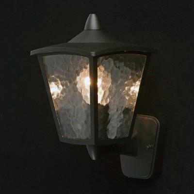 Mw light 806020201 СветильникНастенные<br><br><br>Тип лампы: Накаливания / энергосбережения / светодиодная<br>Тип цоколя: E27<br>Количество ламп: 1<br>Ширина, мм: 170<br>MAX мощность ламп, Вт: 60<br>Расстояние от стены, мм: 240<br>Высота, мм: 300