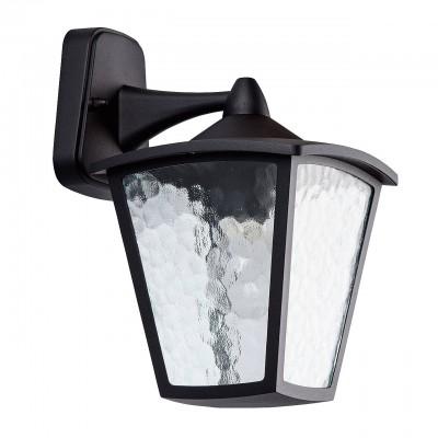 Mw light 806020301 СветильникНастенные<br><br><br>Тип лампы: Накаливания / энергосбережения / светодиодная<br>Тип цоколя: E27<br>Количество ламп: 1<br>Ширина, мм: 170<br>MAX мощность ламп, Вт: 60<br>Длина, мм: 240<br>Высота, мм: 300