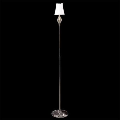 Lightstar I SIMPLE LIGHT 806710 Торшер напольныйС абажуром<br>Торшер Escica стройный и миниатюрный. На тонкой металлической ножке уместился скромный плафон из матового белого стекла с серебристым ободком. Нижняя часть плафона украшена бронзовыми волнами, которые при свете лампы дают легкий металлический блеск. Свет от торшера белый и ровный. Компактный светильник будет уместен даже в небольшой комнате.<br> Торшер 806710 Lightstar сразу же привлекает внимание благодаря своему необычному дизайну. Модель выполнена из качественных материалов, что обеспечит ее надежную и долговечную работу. Такой напольный светильник можно использовать для интерьера не только гостиной, но и спальни или кабинета. <br> Купить торшер 806710 Lightstar по выгодной стоимости Вы можете с помощью нашего сайта. У нас склады в Москве, Екатеринбурге, Санкт-Петербурге, Новосибирске и другим городам России.<br><br>S освещ. до, м2: 2<br>Тип лампы: накаливания / энергосбережения / LED-светодиодная<br>Тип цоколя: E14<br>Цвет арматуры: серебристый хром<br>Количество ламп: 1<br>Диаметр, мм мм: 240<br>Размеры: D 240 H 1550<br>Высота, мм: 1550<br>Оттенок (цвет): белый<br>MAX мощность ламп, Вт: 40